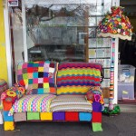 Created by Greerton Guerilla Knitter Christine Quin