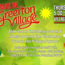 Join us in Greerton Village for Christmas Carols, Santa and much more